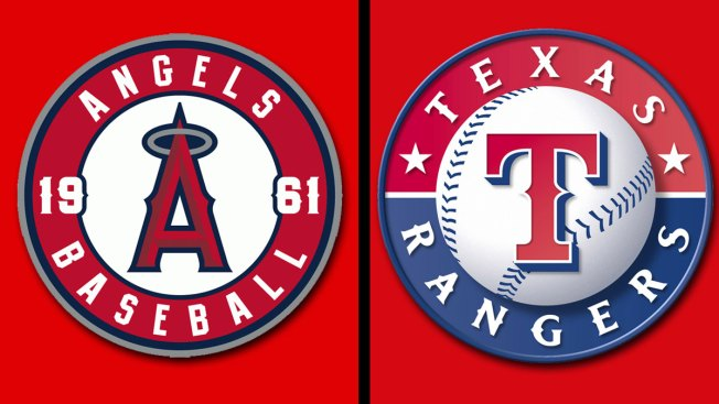 Angels Win 8-2 in 1st Game Vs. Texas Since Trading Hamilton