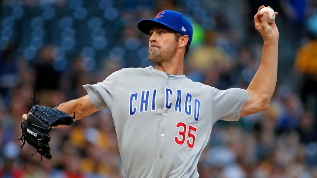Cole Hamels To Face Former Team Texas Rangers For First