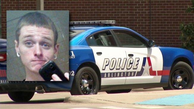 Teen Wanted for Felony Vandalism in Arlington Surrenders
