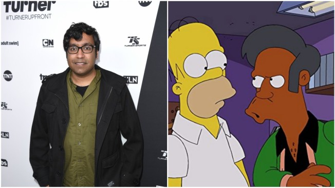Comedians Not Laughing at Apu in 'The Simpsons'