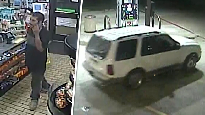 Man Robs Arlington Store With Butcher Knife