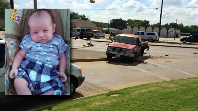 Driver Ticketed in Crash That Killed Infant in a Stroller