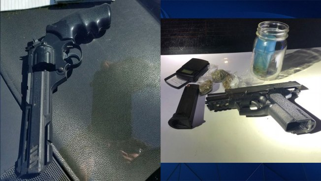 Arlington Police Arrest 4 People After Two Separate Road Rage Incidents