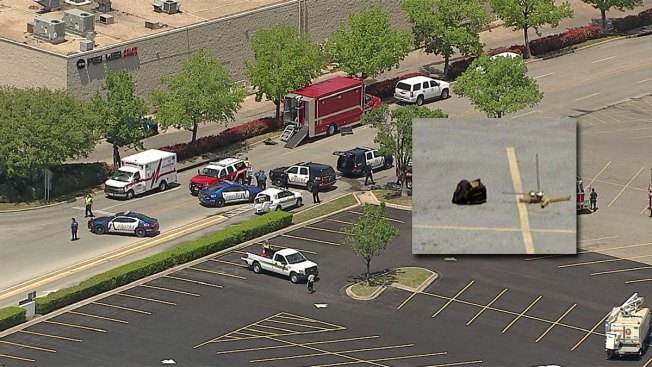Suspicious Device Found at The Parks Mall in Arlington