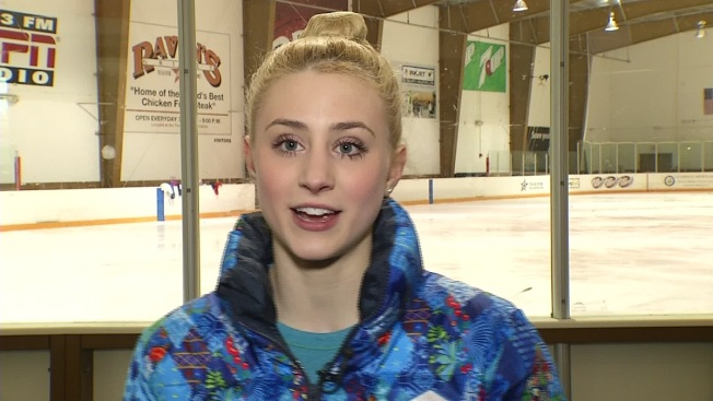 Texan Olympic Hopeful Talks About Team USA Skating