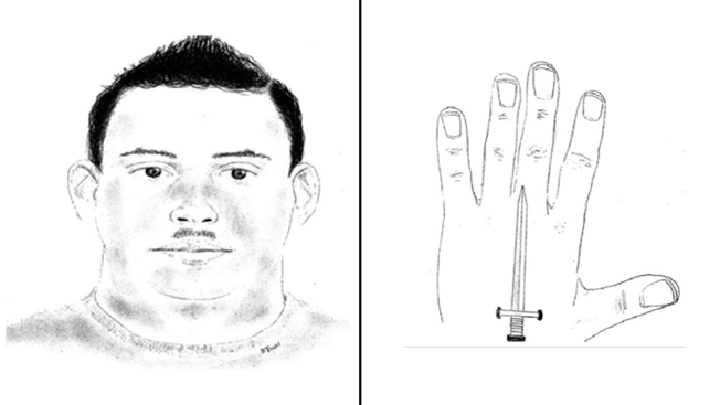 Sketch of Man in Dallas Child Assault Released
