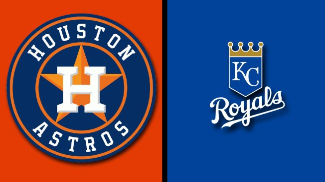 On Deck: Astros at Royals, Games 1-2