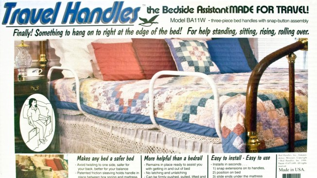 Bed Handles Recalled After Fourth Entrapment Death