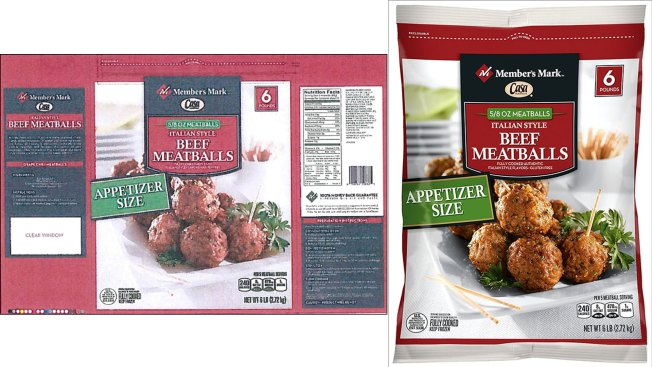 NJ Company Recalls Beef Meatballs Shipped to Texas