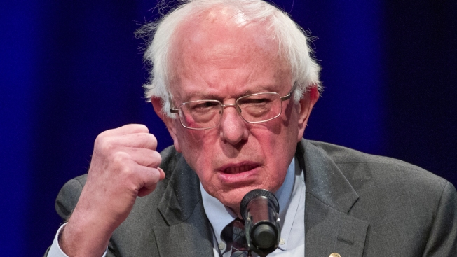 Sanders Allies Contrite, Defiant Amid Harassment Allegations