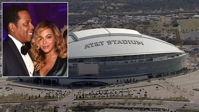Beyonce, Jay-Z Tour Coming to AT&T Stadium