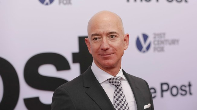 Amazon's Jeff Bezos to Donate $33M in College Scholarships to DACA Students