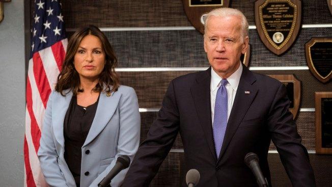 Vice President Joe Biden to Appear on 'Law & Order: SVU'