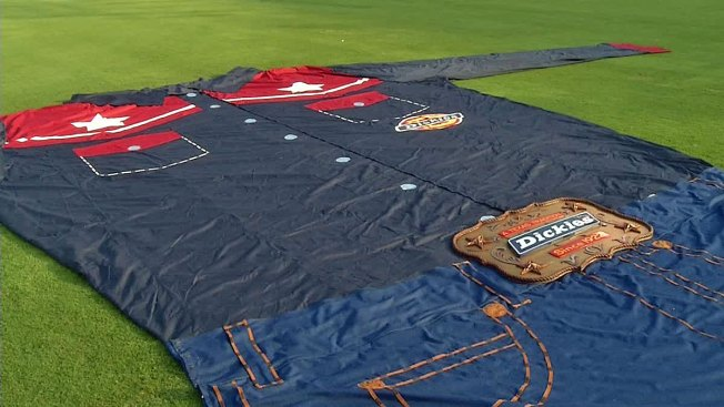 "Big Tex Sports ""Texified"" Shirt at State Fair of Texas"