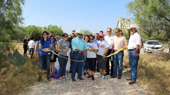 Texas Town Turns Drug Path Into Bike Trail