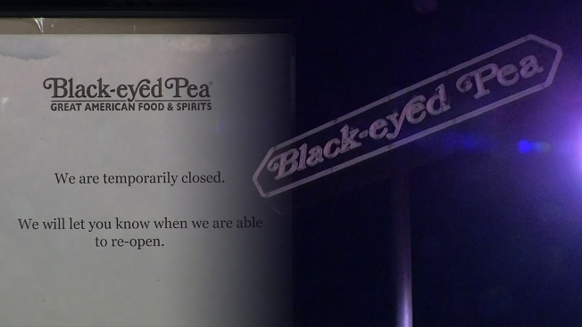 Black-eyed Pea Restaurants Temporarily Close