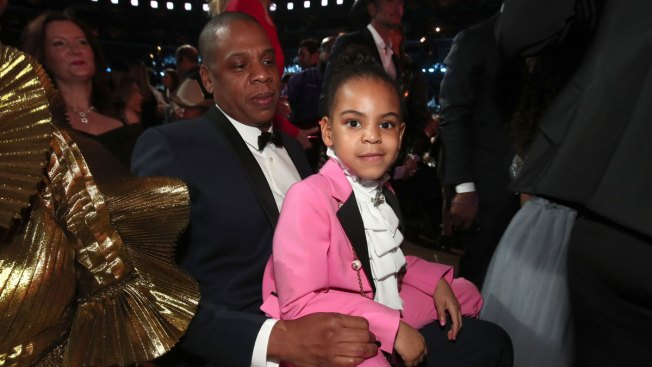 Chip Off the Old Block: Blue Ivy Freestyles on Jay-Z's '4:44'