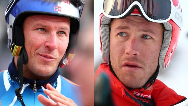 Winter Olympics Men's Downhill: Norwegian Giant Svindal Vs. Bode Miller