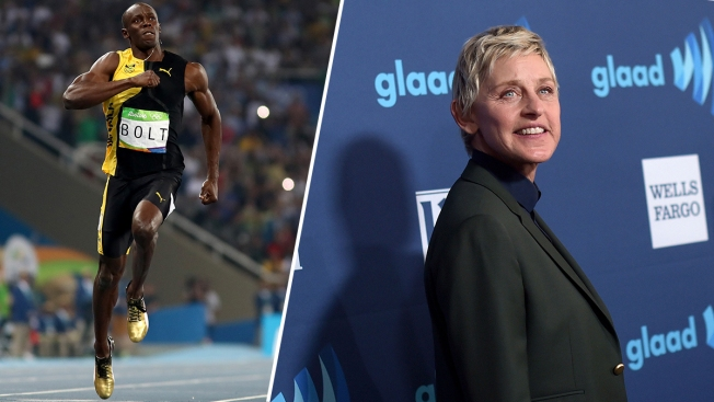 PC Police Not Amused by Ellen DeGeneres's Bolt Tweet
