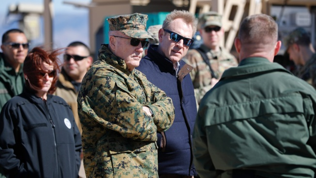 Pentagon Chief: Broader Approach to Border Security Needed