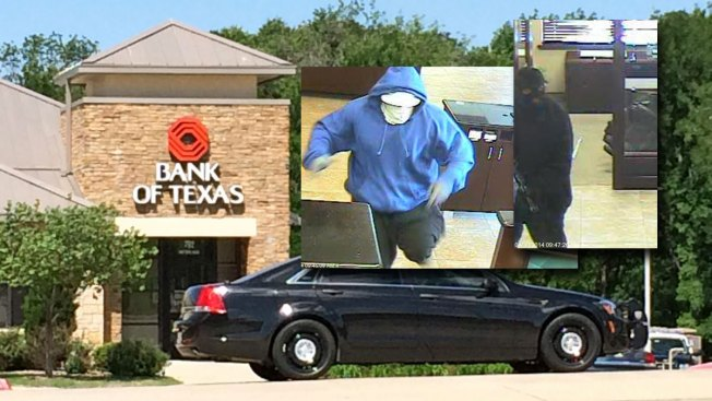 Manhunt for Allen Bank Robbers Continues; Schools Stand Down