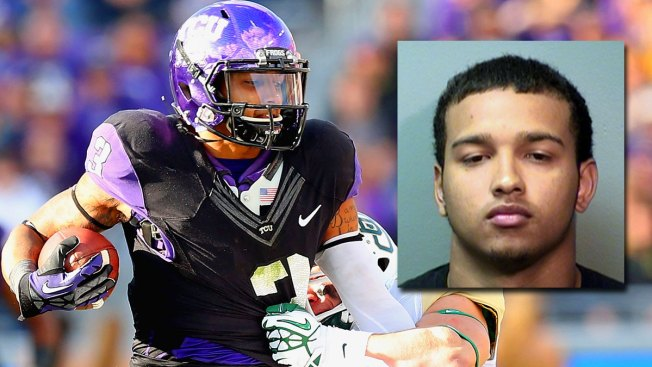 TCU Wide Receiver Brandon Carter Arrested on Marijuana Possession Charge