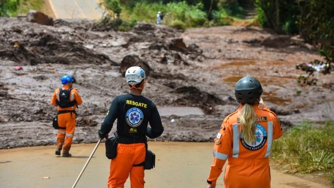 Search for Survivors, Despair in Brazil Amid Dam Collapse
