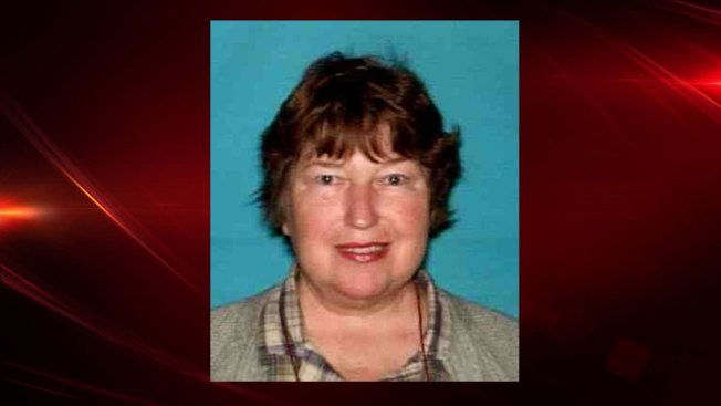 Silver Alert Issued for Missing Hurst Woman