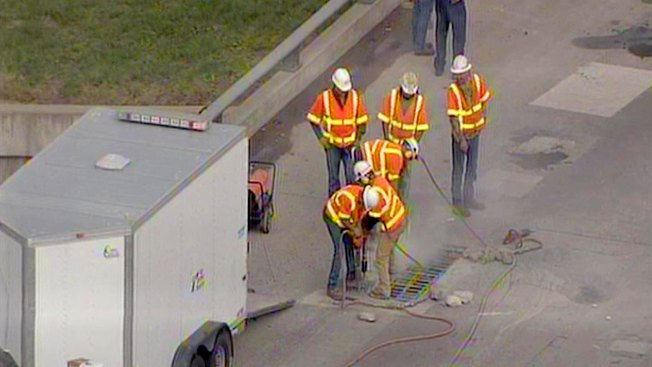I-20 Repairs at Houston School Road Continue