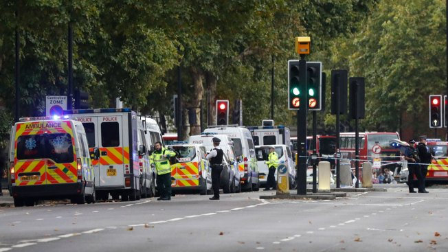 Car Crash in London Is Traffic Accident, Not Terror: Police