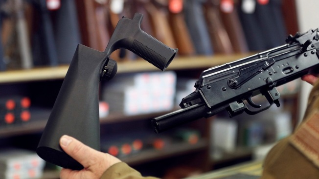 Justice Department Charges Texas Man Under US Bump Stock Ban
