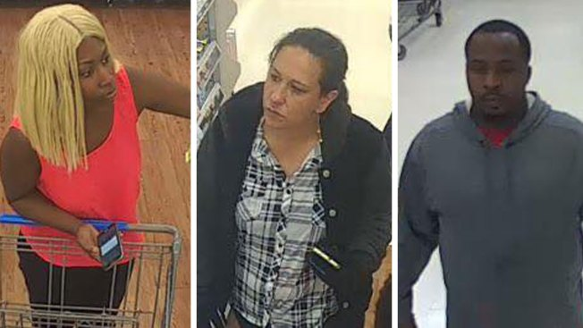3 Sought in Burleson Robbery Where Woman is Shocked, Purse Stolen