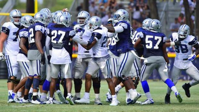 Cowboys Planning Joint Training Camp Practices with Rams