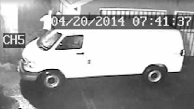 Dallas Church Burglary Suspects Recorded on Video