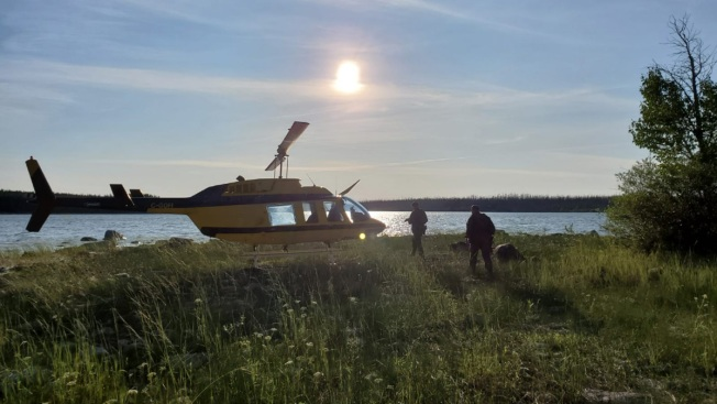 Canadian Police Say 2 Bodies Found, Believed to Be Fugitives