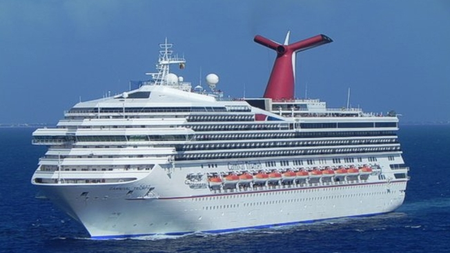 Passenger Goes Overboard From Cruise Ship Out Of Galveston NBC - Galveston cruise lines