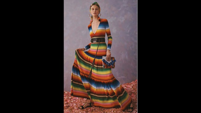 Mexico Accuses Carolina Herrera of Cultural Appropriation