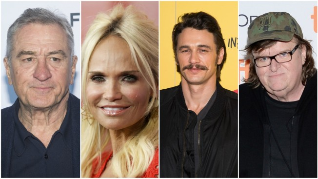 In This US Election Year, Celebrities Take Their Gloves Off