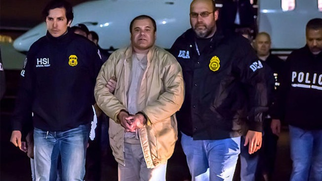 Witness: 'El Chapo' Shooting Victim Was Buried Alive