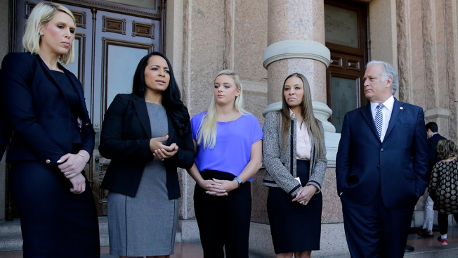 Gymnasts Testify; Lawmakers Won't Name Abuse Bill Lobbyists