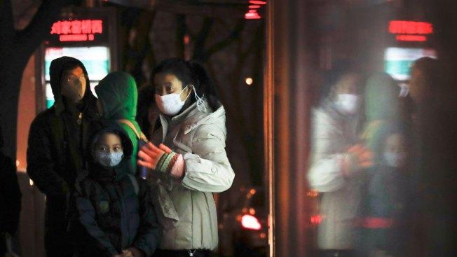 China Starts 2017 Engulfed by Smog, Flights Canceled