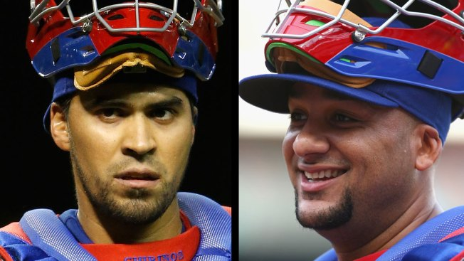 Chirinos, Corporan Producing Under the Radar