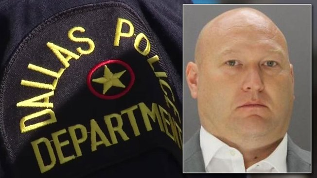 Dallas Officer Surrenders After Being Charged in Death