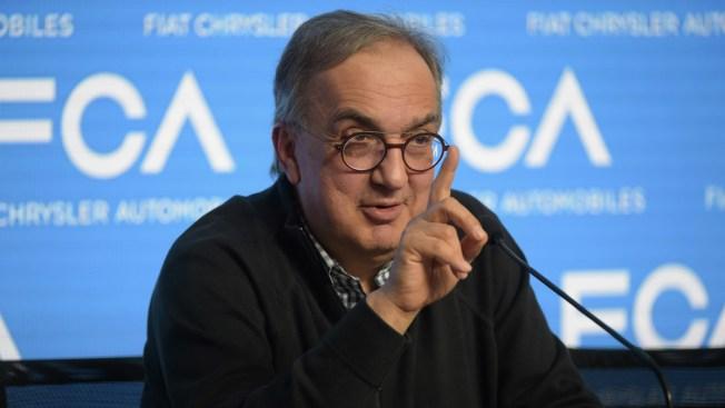 Fiat Chrysler CEO Sergio Marchionne Steps Down, Leaves No Script