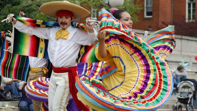 Cinco de Mayo Celebrations in Dallas-Forth Worth