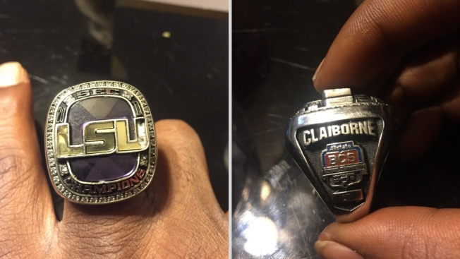 Cowboy's SEC Championship Ring Appears on eBay