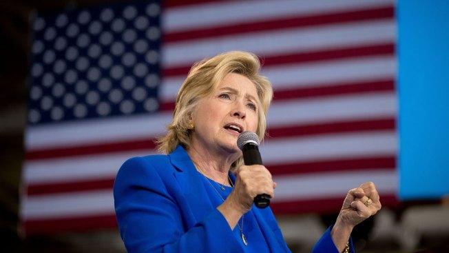 Hillary Clinton to Visit Ground Zero on 9/11 Anniversary