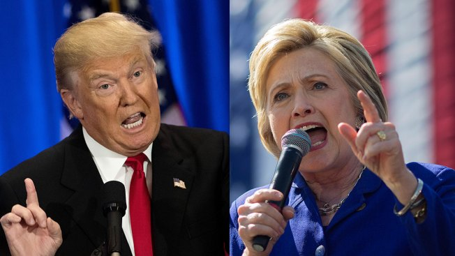 Hillary Clinton's Lead Over Trump Shrinks After Controversial Week: Poll