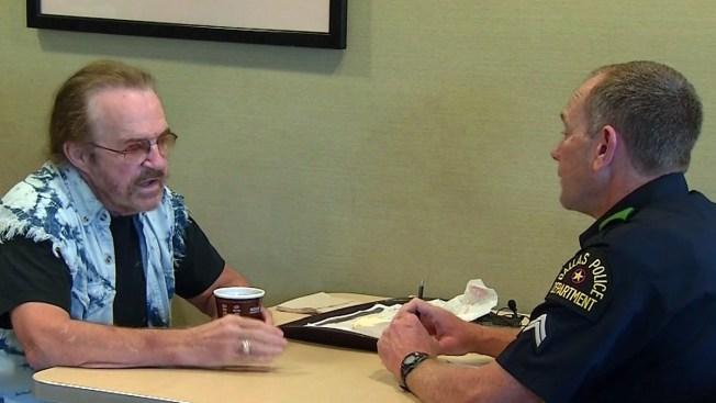 Dallas Police Kick Off 'Coffee With Cops' Program Friday