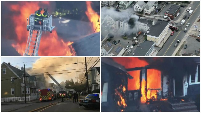 Deadly Gas Explosions in 3 Mass. Towns Leave 1 Dead: 'It Looked Like Armageddon'